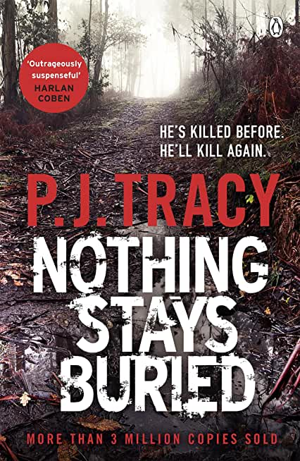 Nothing Stays Buried: Twin Cities Book 8 (Twin Cities Thriller) (English Edition)