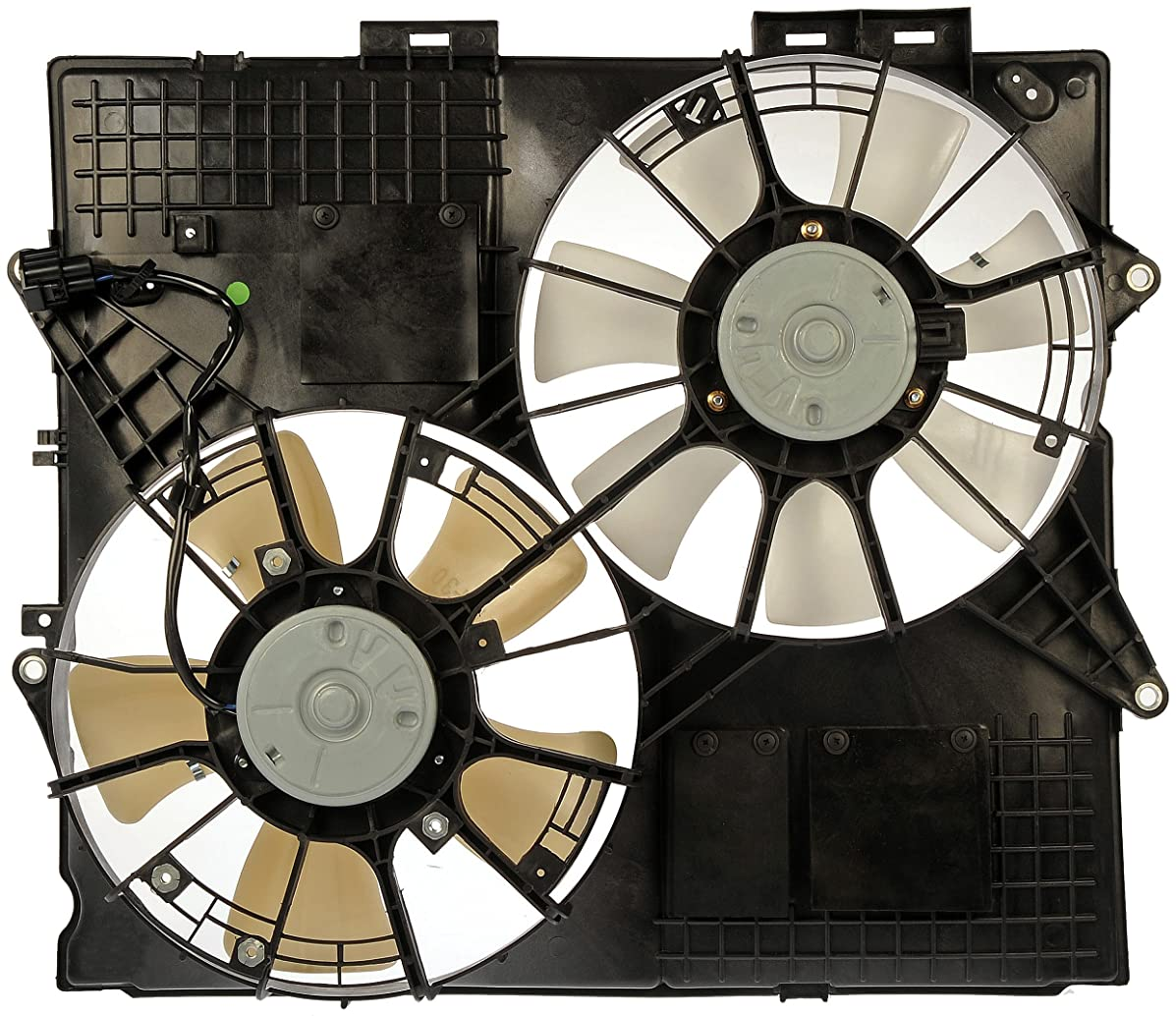 Dorman 620-957 Dual Fan Assembly for Cadillac