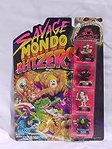 Savage Mondo Blitzers, the Skull Crunchers