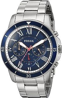 ساعة جرانت من فوسيل للرجال