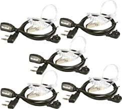 Arcshell Acoustic Tube Earpiece 5 Pack