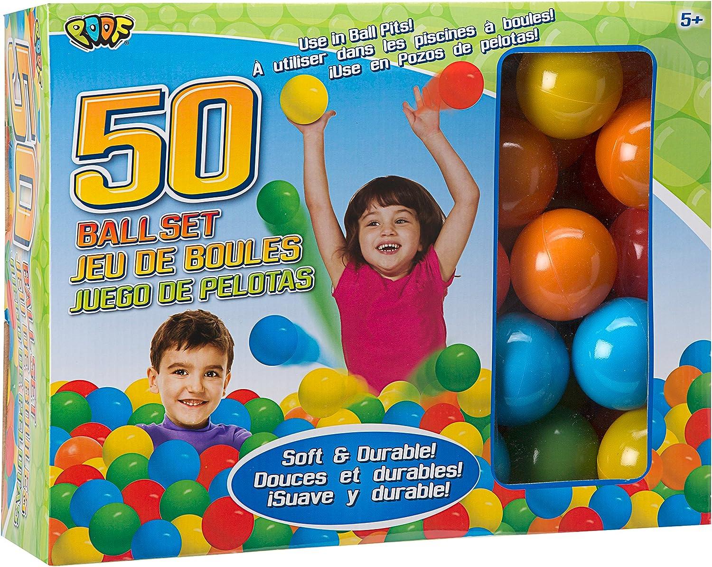 últimos estilos Poof Poof Poof 50 Juego de Pelota  edición limitada