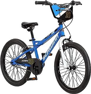 Schwinn Koen Boy's Bike, Featuring SmartStart Frame to Fit Your Child's Proportions
