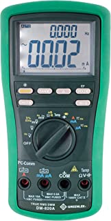 Greenlee DM-820A Multimeter