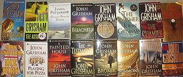 John Grisham 21 Book Set