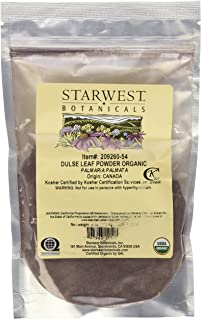 Starwest Botanicals Organic Dulse Leaf Powder - 4 oz (113 g)
