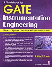 A Guidebook for GATE Instrumentation Engineering: Theory Objective Questions with Detailed Answers