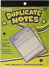 Eureka Key to Success Duplicate Notes Large (863205)