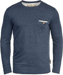 INDICODE Sheridan - Camiseta de manga larga para Hombre