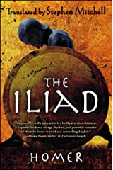 The Iliad (Enriched Classics (Simon & Schuster)): (The Stephen Mitchell Translation) Kindle Edition
