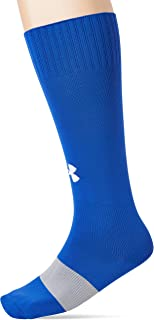 Under Armour UA SOCCER SOLID OTC, Trainer Socks, Compression Socks Unisex