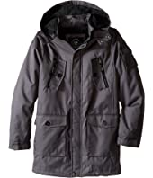Urban Republic Kids - Sherpa Lined Ballistic Coat (Big Kids)