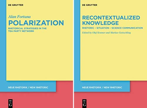 neue rhetorik / new rhetoric (2 Book Series)