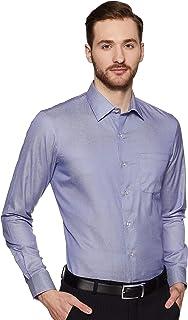 Bradstreet by Arrow Men's Checkered Slim Fit Formal Shirt