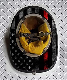 Jeep Grill Skins 9-11 Patch Project Support B-W Fire Helmet Skin (Cairns 1044)