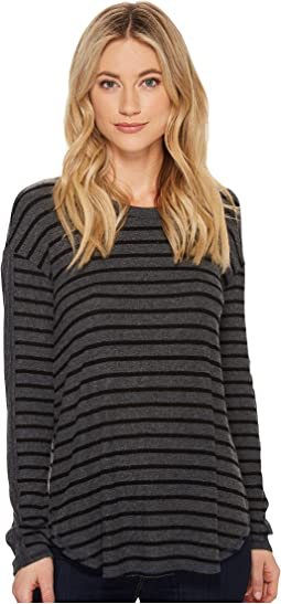 Michael Stars - Super Soft Madison Long Sleeve Crew Neck