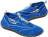 Cressi Unisex Reef Shoes Badeschuhe, blau (Royal Blau), 25 EU