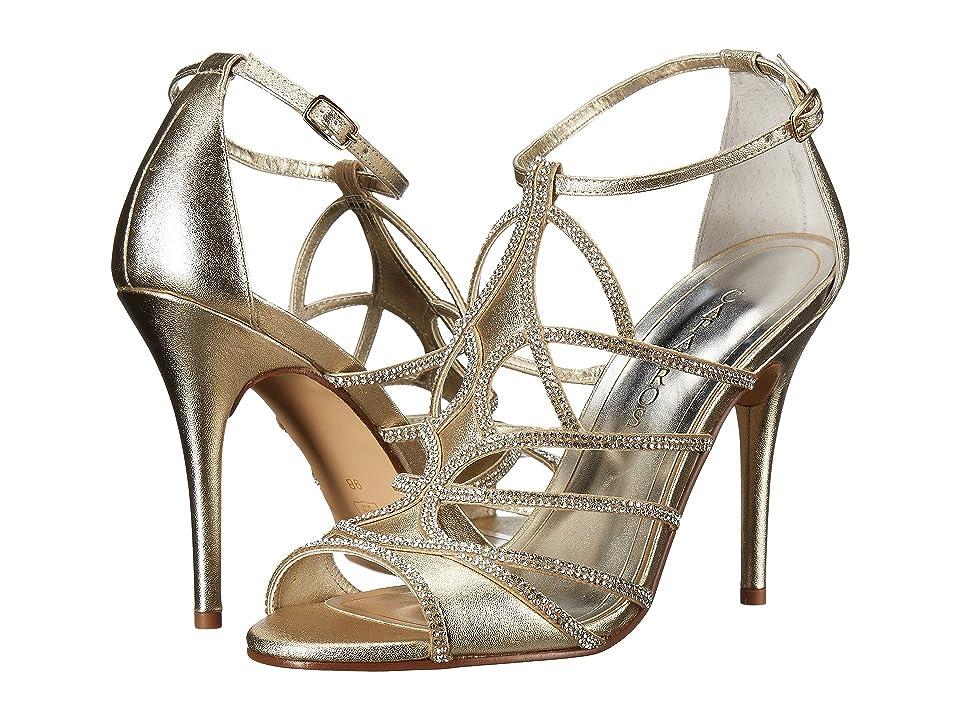 Caparros Impressive (Platino Metallic) High Heels
