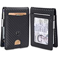 Money Clip Wallet ATLANTA Mens Front Pocket Slim RFID Bifold
