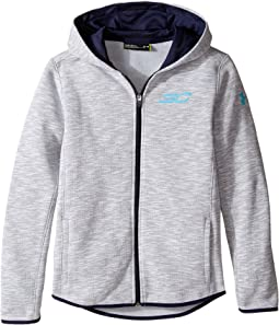 Under Armour Kids - Steph Curry 30 Essentials Full Zip (Big Kids)