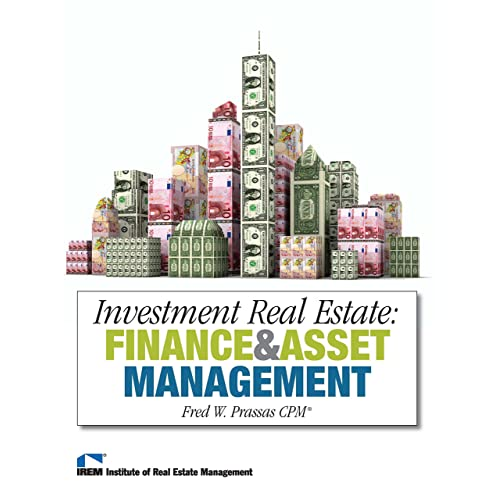 Investment Real Estate: Finance and Asset Management