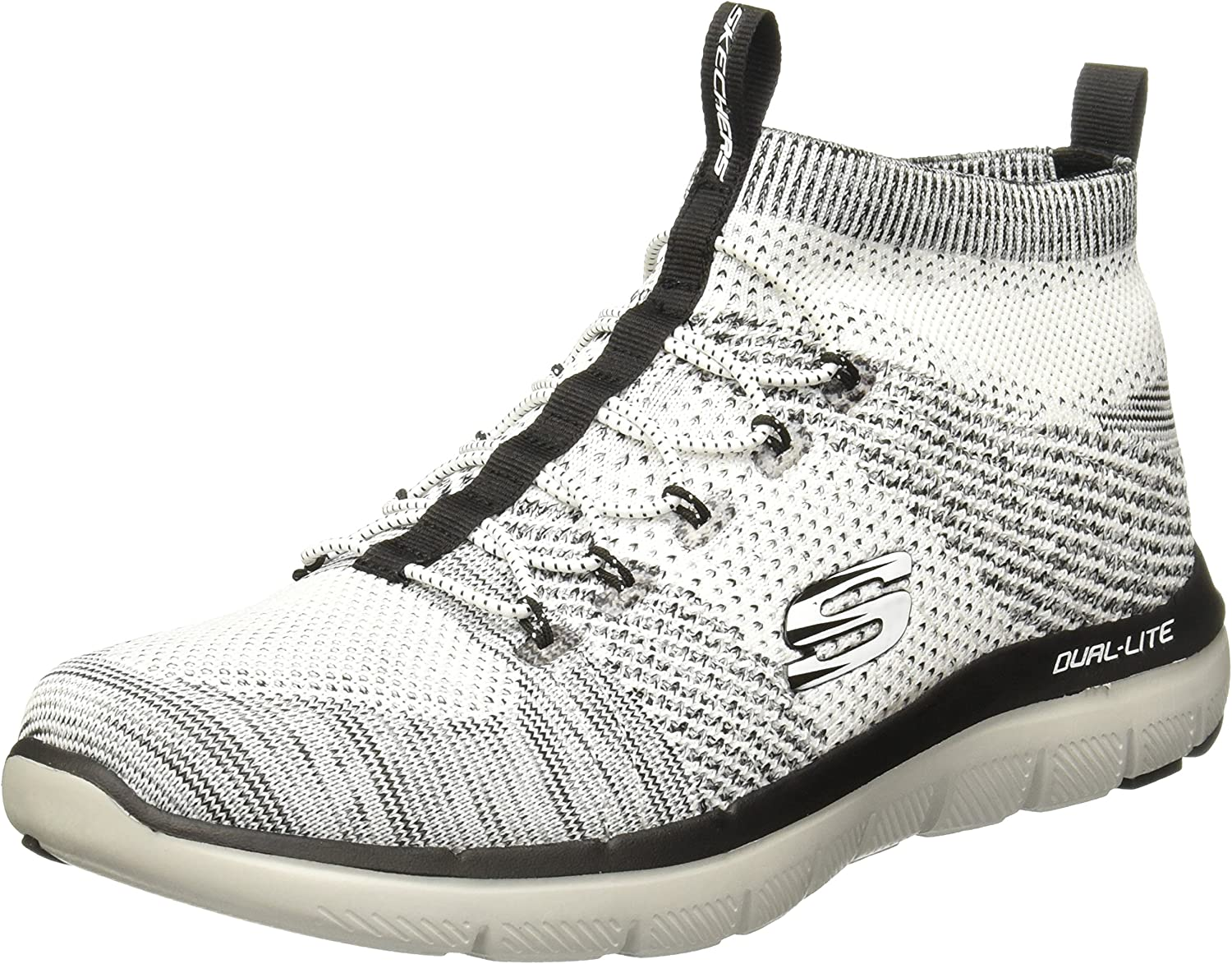 Skechers Flex Advantage 2.0 Rigsbee Mens 52123-WBK