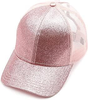 pastel pink snapback