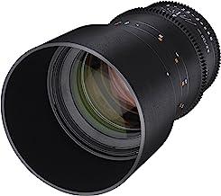Rokinon Cine DS 135mm T2.2 ED UMC Telephoto Cine Lens for Olympus & Panasonic Micro Four Thirds Interchangeable Lens Cameras
