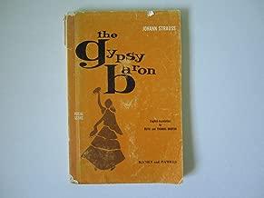 Gypsy Baron Vocal Score