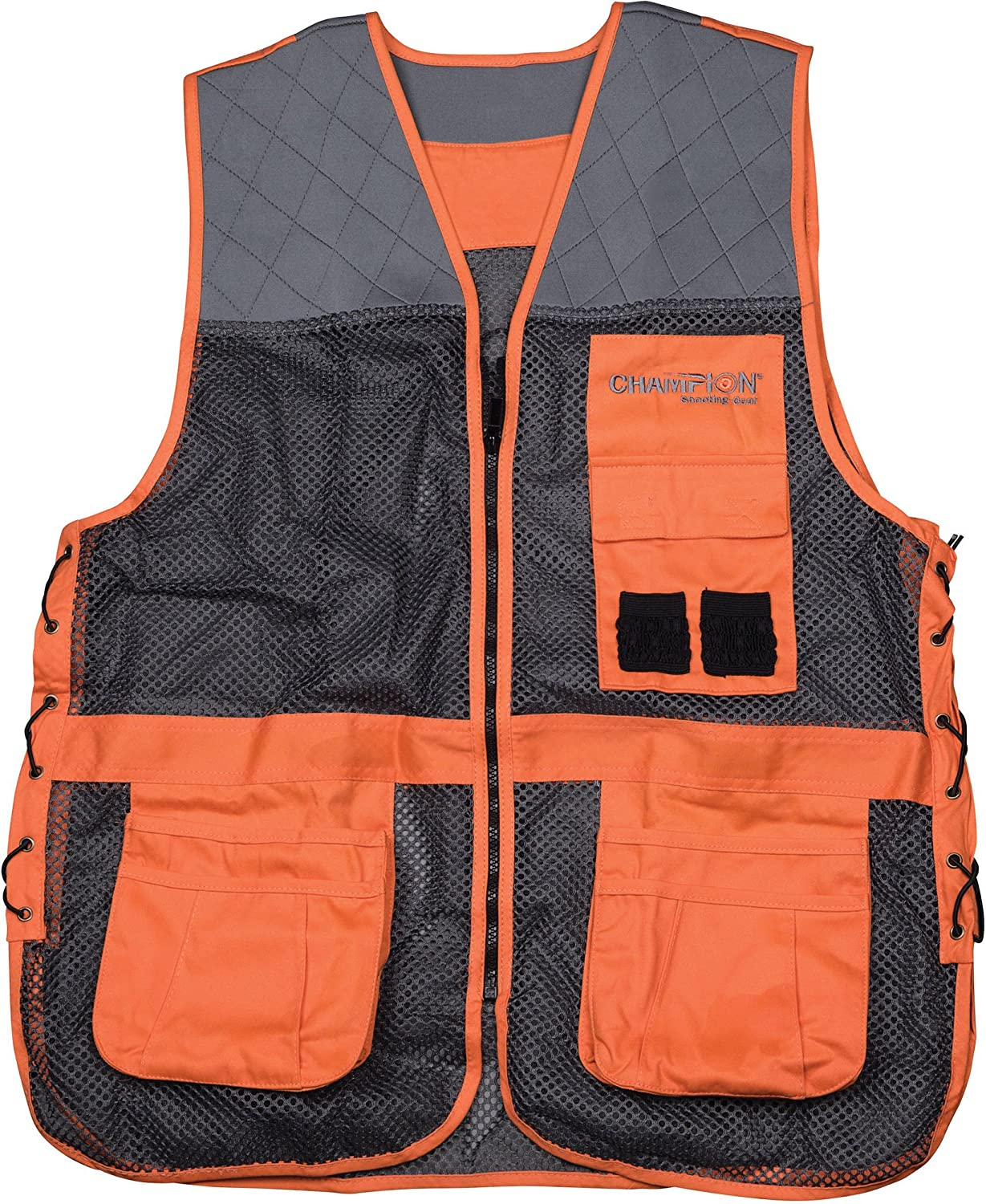 Champion Shooting Gear Trap Vest  Extra Large   XX Large