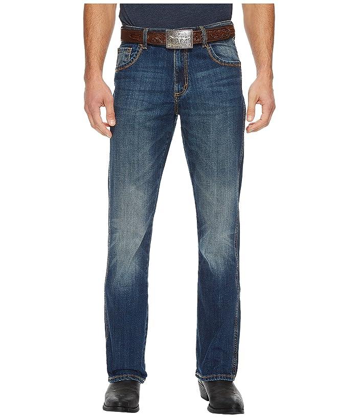 Wrangler  Retro Relaxed Boot (Jackson Hole) Mens Jeans