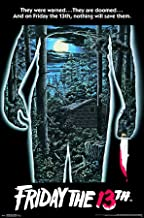 Trends International Friday The 13th - Mask Wall Poster, 22.375