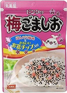 MARUMIYA Furikake Ume Goma Shio Plum Sesami Rice Seasonings 45g