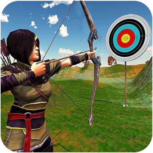 Modern Archer Robin Hood Games 2018