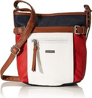 TOM TAILOR bags JUNA Damen Umhängetasche S, 26x7,5x24