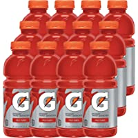 12-Pack Gatorade Thirst Quencher Fruit Punch 20 Ounce Bottles