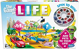 Hasbro Gaming Game Of Life