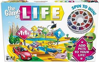 Hasbro Gaming Spiel des Lebens für Kinder (englische Version)