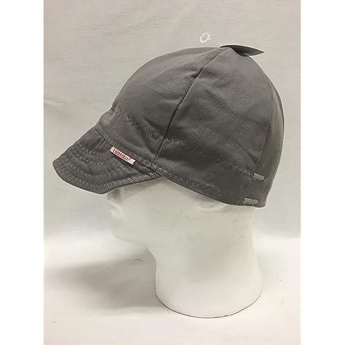 2396d89ceda Comeaux Caps Reversible Welding Cap Solid grey Size 7 1 2