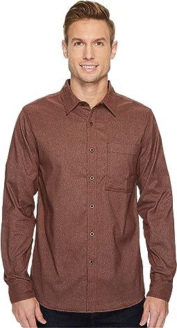 Skyline Stretch Performance Flannel Long Sleeve Shirt