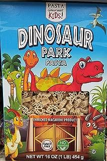 Pasta Gourmet Dinosaur Park Pasta 16 oz (Pack of 3)