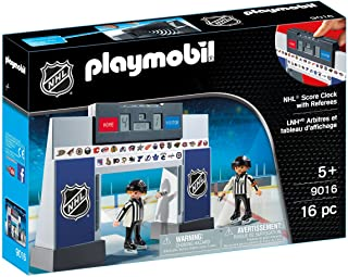 PLAYMOBIL NHL Score Clock with Referees