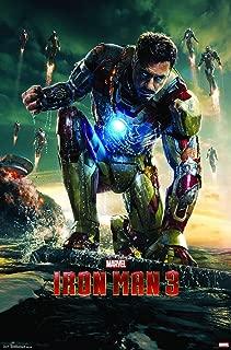 Trends International Iron Man 3 One Sheet Wall Poster 22.375