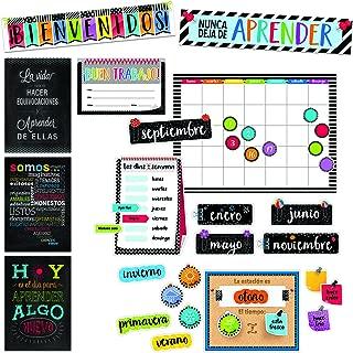 Creative Teaching Press Classroom Set Themed Classroom Displays and Decoration (8819)