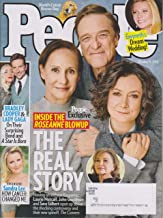 People October 15, 2018 Inside the Roseanne Blowup - The Real Story