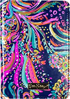 """Lilly Pulitzer Passport Cover/Holder /, Lilly Pulitzer, Size 4"""" w x 5 1/2"""" h"""