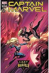 Captain Marvel (2019-) #32 Kindle Edition