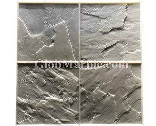 GlobMarble Texture Stamps Mat Concrete Stamp Flex SM 2304/F