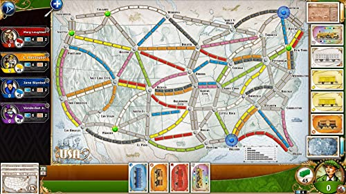 Ticket to Ride - 2
