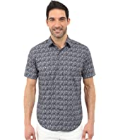 James Campbell - Dickens Short Sleeve Woven